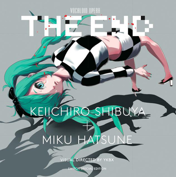 hatsune miku the end