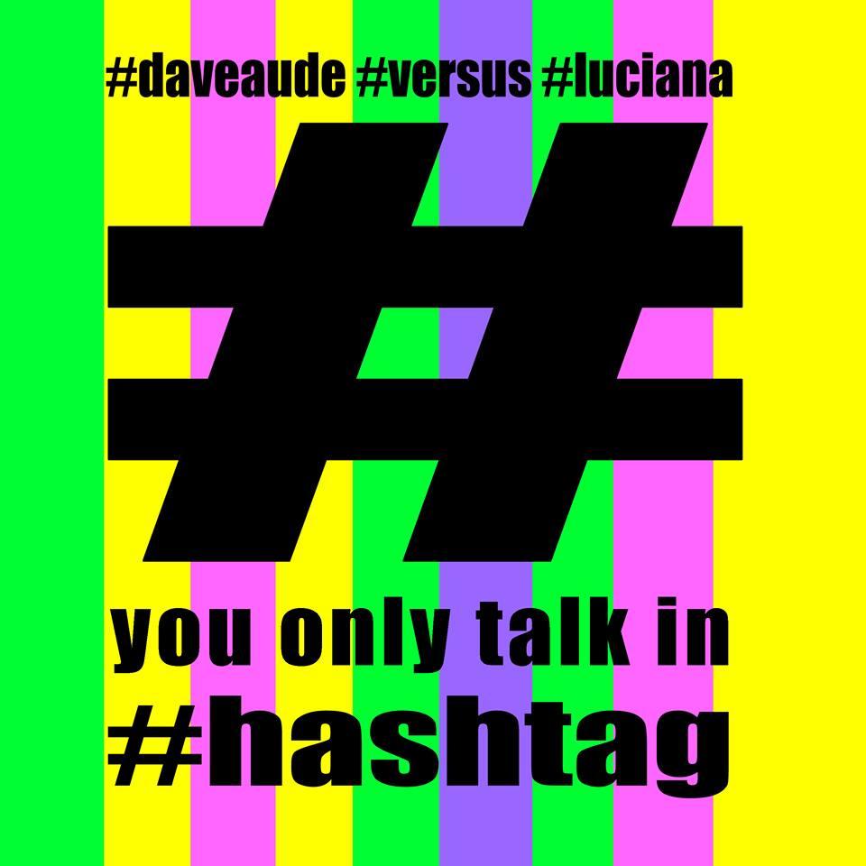 luciana hashtag