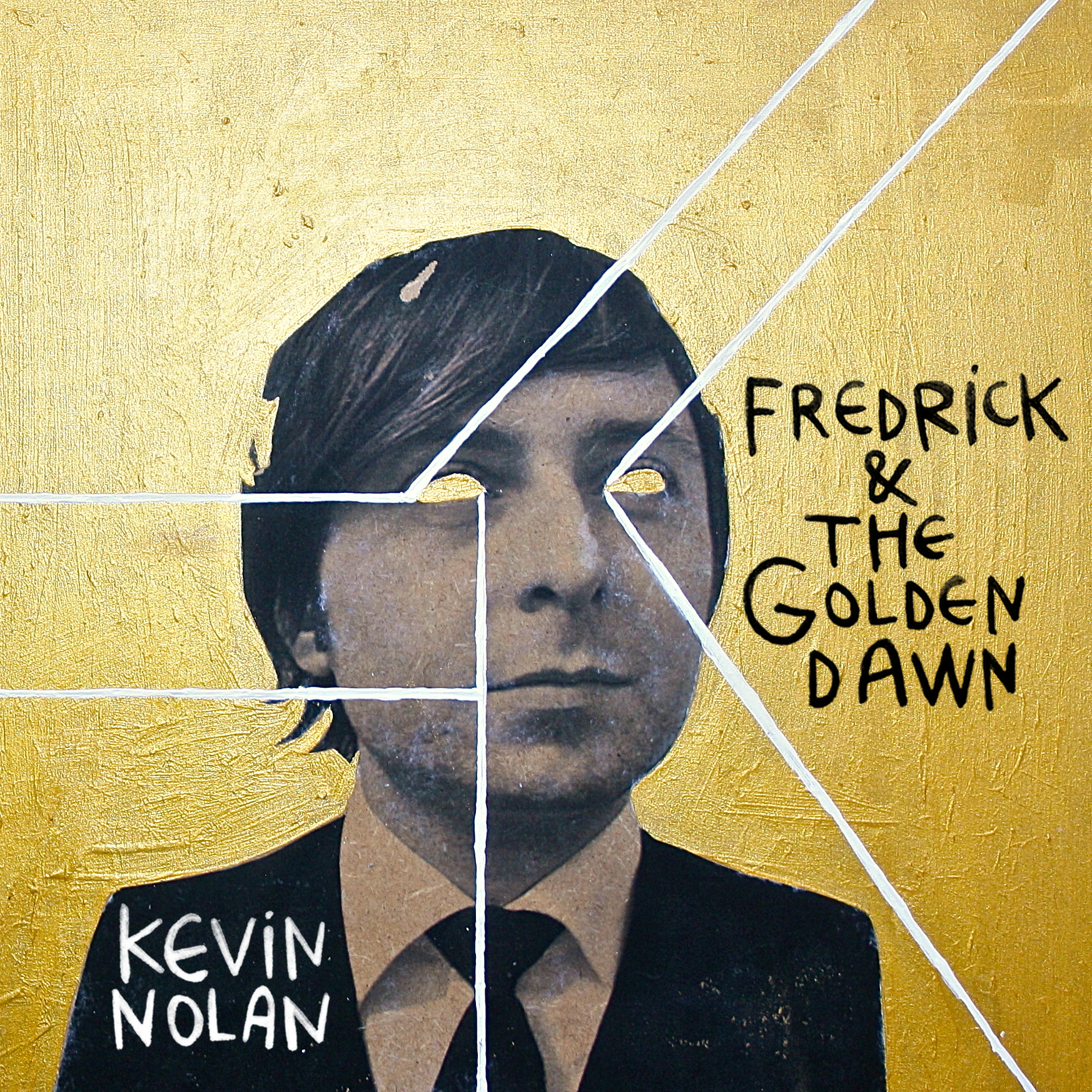 _Fredrick & The Golden Dawn_ album cover