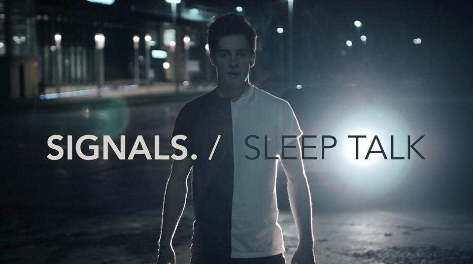 signals sleep talk