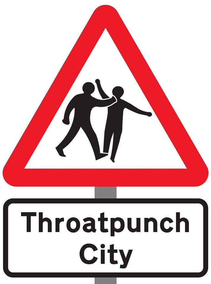 throatpunch city