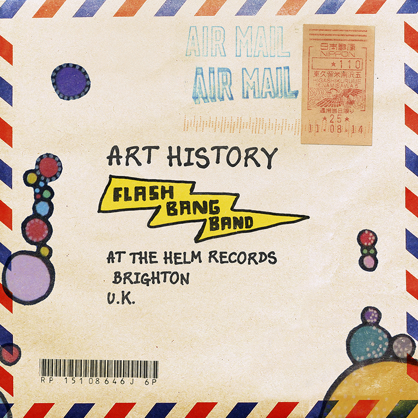 Art-History flash bang band