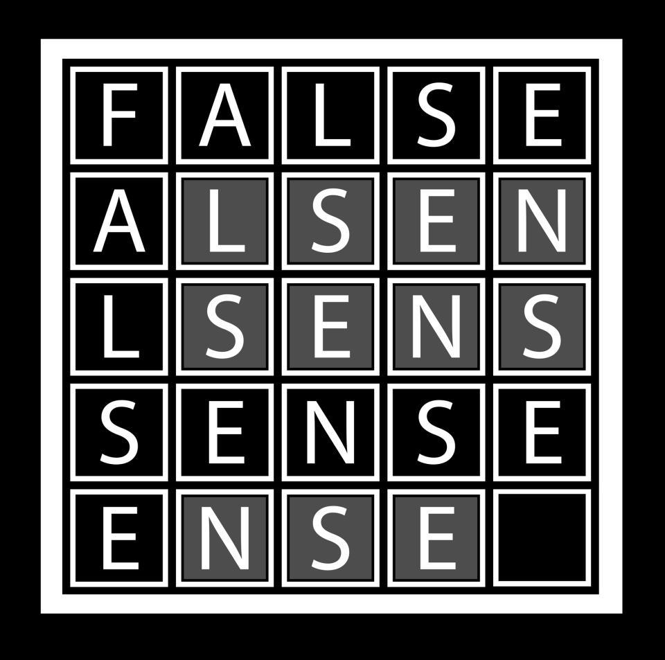 falsense