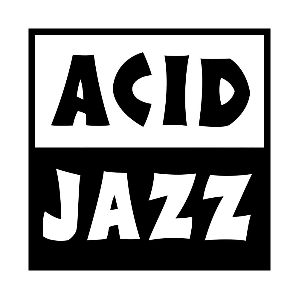 acid jazz logo