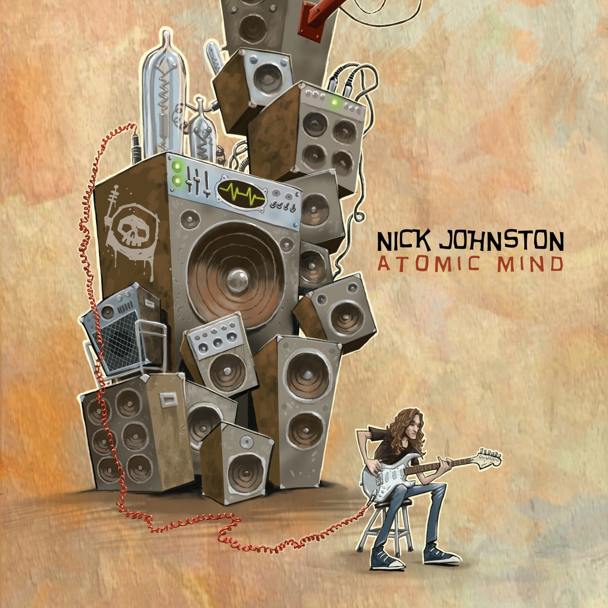 nick johnston atomic mind