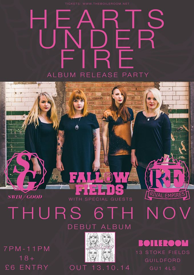 huf album launch boileroom