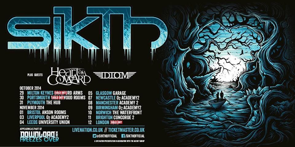 sikth tour 2014