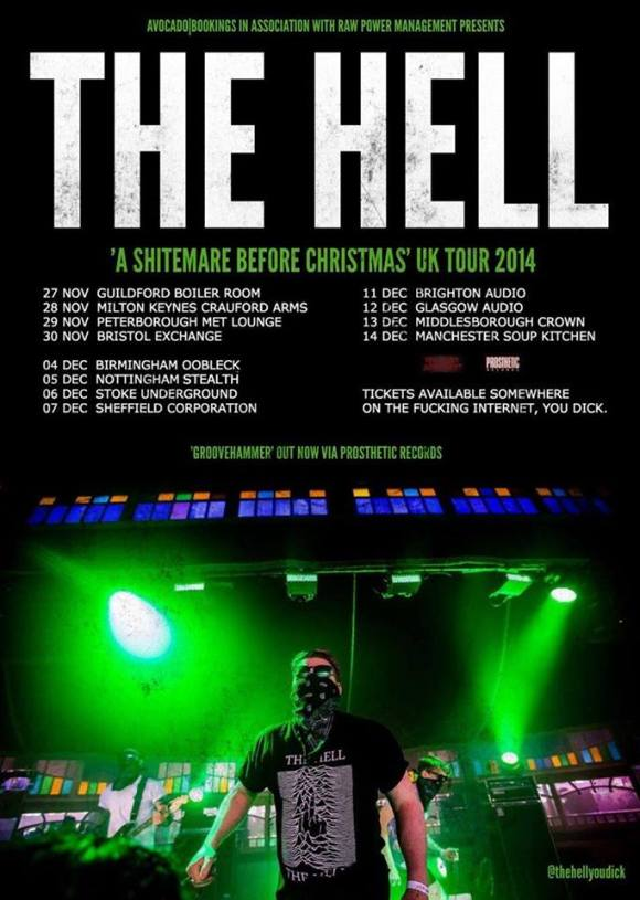 the hell tour 2014