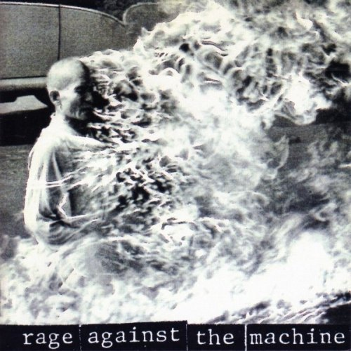 rage agaisnt the machine debut cover album